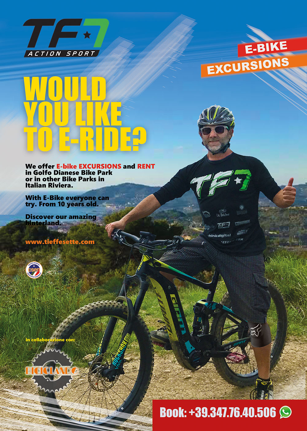 E-bike Excursioni e Noleggio